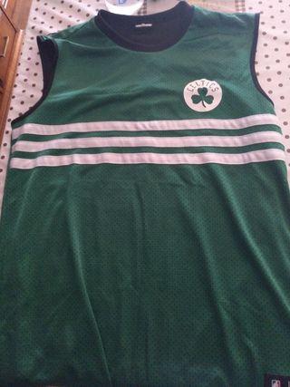 camiseta de los celtis