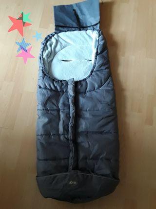 saco polar para silla de bebé