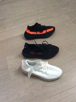 ADIDAS YEEZY BOOST Kanye west shoes