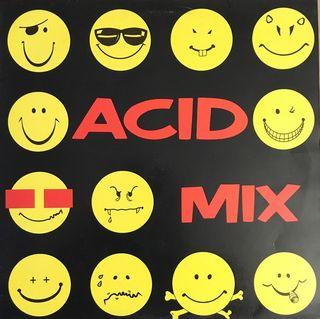 Acid mix - LP Vinilo recopilación