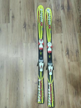 Ski volkl 140 encerados niño niña junior