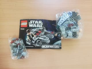 Lego 75030 Halcon milenario Star Wars Microfighter