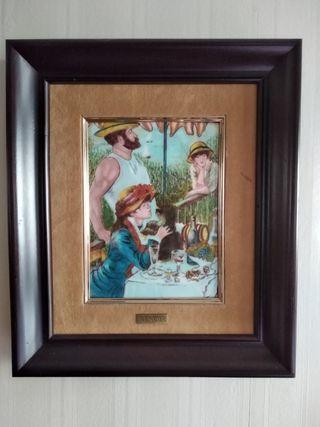 cuadro Renoir