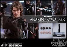 Anakin Skywker Hot Toys