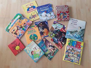 lote cuentos infantiles