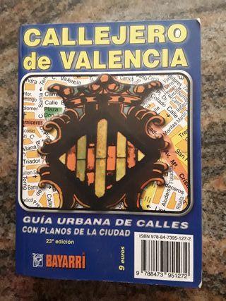 callejeros de valencia