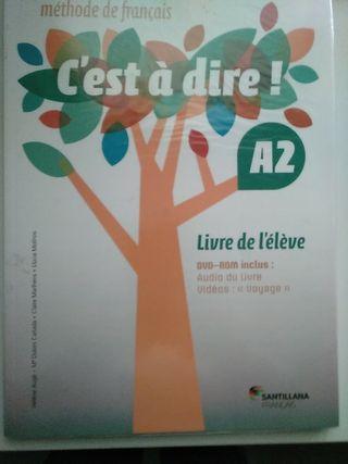 Libro de Francès