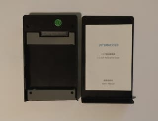 Caja disco duro externo 2,5 USB 3.0