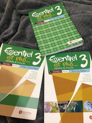 Libros francés Essentiel et plus