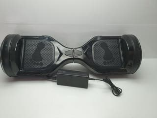 Hoverboard Black SM con Luces LEDs