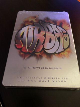 Airbag edición metálica Steelbook