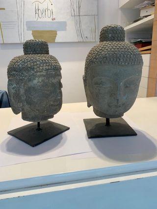 Budas decorativos