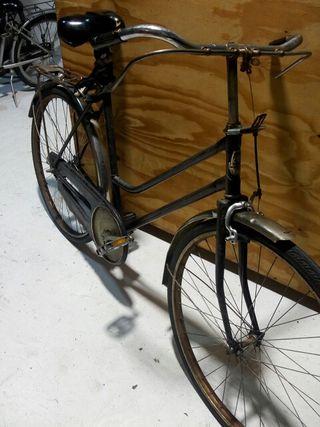 bici de paseo antigua