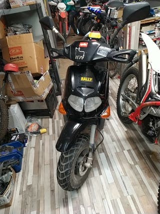 se vende Aprilia rally 50cc