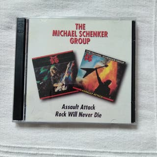 MSG - Assault Attack y Rock Will Never Die