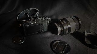 Camara fotos Fujifilm Xe3 y Objetivos