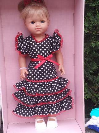 muñeca nueva guca