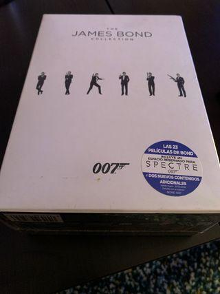 James Bond Colección DVD