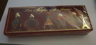 les perfums de france