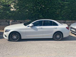 Mercedes-Benz C220 2015