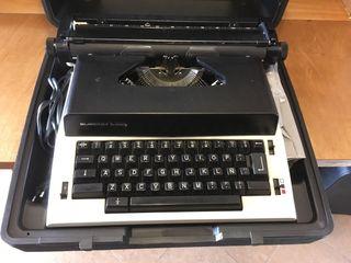 Maquina escribir Busicom 8000