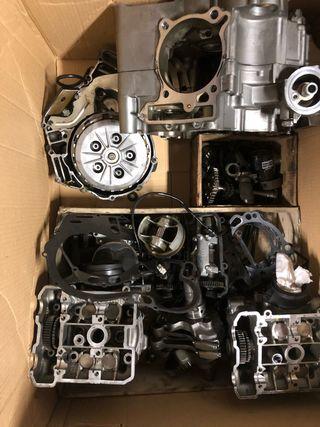Motor suzuki Dl 1000 V strom