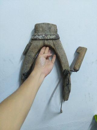 antiguedades huerta. herramientas