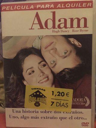Película en dvd Adam