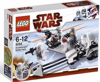 Lego star wars 7913 y 8084