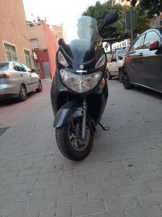Suzuki burmang 125cc
