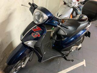 Moto Liberty Piaggio 125