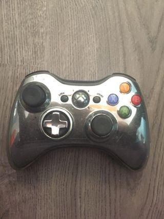 Mando plateado Xbox 360