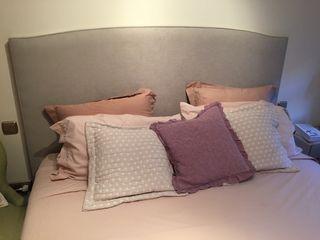 Cabecero cama marca Kenay