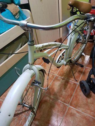 bicicleta arnelabeach
