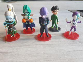 Lote Figuras Dragon Ball wcf