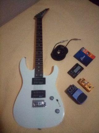 Oferta Pack guitarra Jackson!!urge venta!!