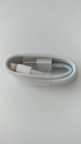 Cable lightninig original 1 metro iPhone_iPad