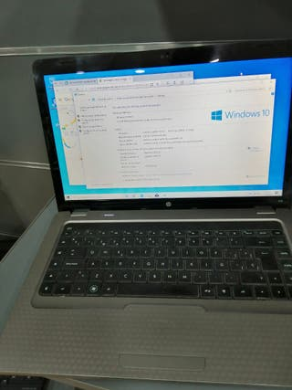 Portátil HP G62 Intel Core i3