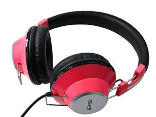 Auriculares Maxell DJ Color Rosa