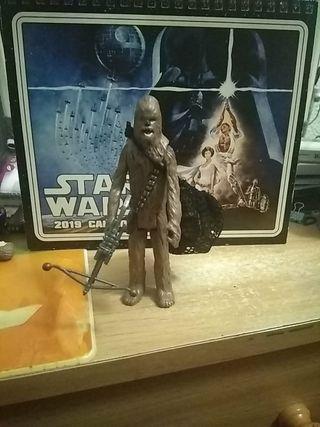 Star Wars Figuras Chewacca