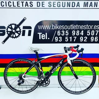 Bicicleta CKT 369 carbón ultegra di2