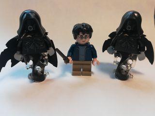 Lote minifiguras Harry Potter de Lego