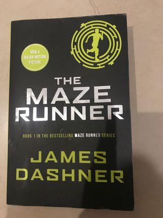 Corredor de laberintos (Maze Runner) Primera Parte