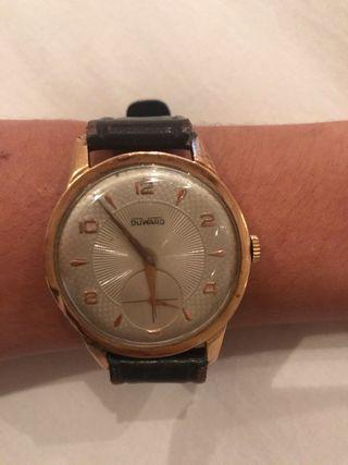 Reloj antiguo de oro
