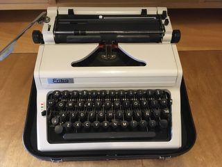 Maquina escribir Erika