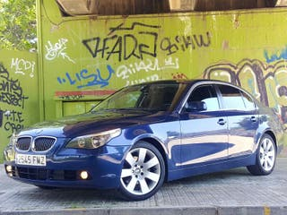 BMW Serie 5 2007 525d manual flamante estado