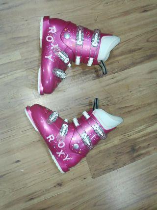 Bota nueva SKi Roxy niña chica T 24,5 38Eur-38,5