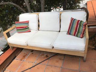 Vendo sillón de 3 Plazas, en MADRID.