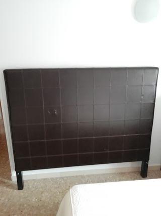 Cabecero de cama de 150cm