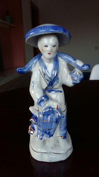 Figura de cerámica